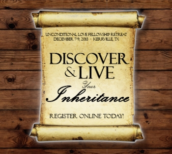 **2018 Retreat Registration: Discover and Live Your Inheritance**