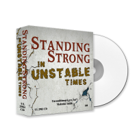 10% Off Sale: STANDING STRONG IN UNSTABLE TIMES