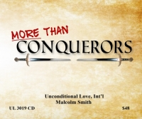 *NEW* More Than Conquerors