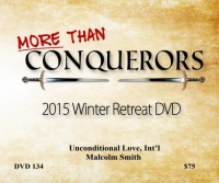 *NEW* More Than Conquerors [DVD]