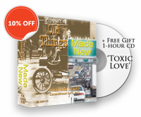 SALE: OLD THINGS MADE NEW + Free Bonus Hour 'Toxic Love'