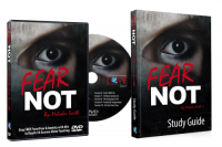 **FEAR NOT DVD + Study Guide (Free Shipping)**